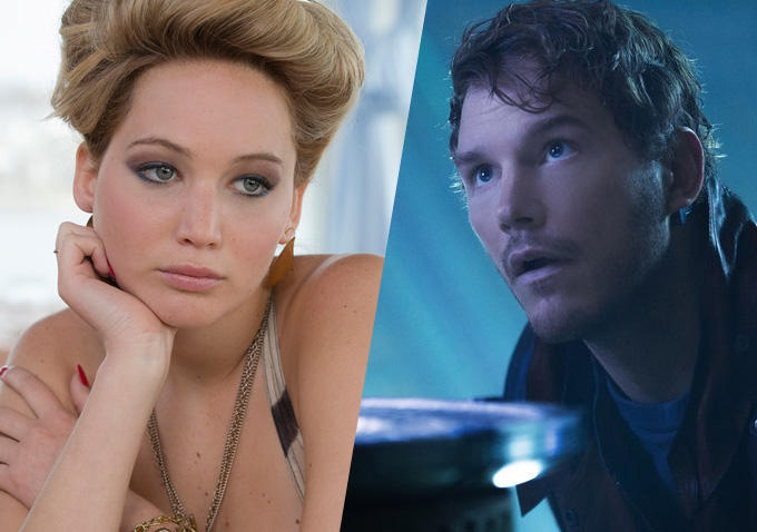 Jennifer Lawrence And Chris Pratt May Be Passengers In Morten Tyldum-Directed Sci-Fi Romance