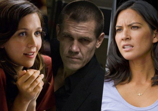 Josh Brolin, Maggie Gyllenhaal And Olivia Munn In For Three Seconds