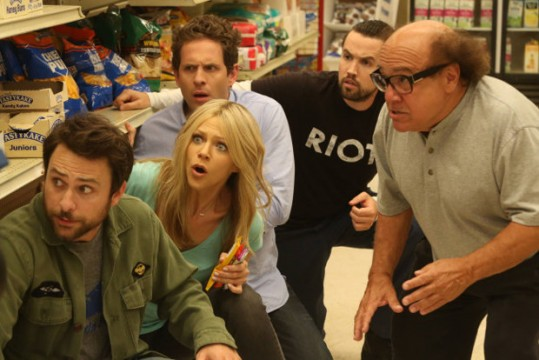 """It's Always Sunny In Philadelphia Review: """"The Gang Saves The Day"""" (Season 9, Episode 6)"""