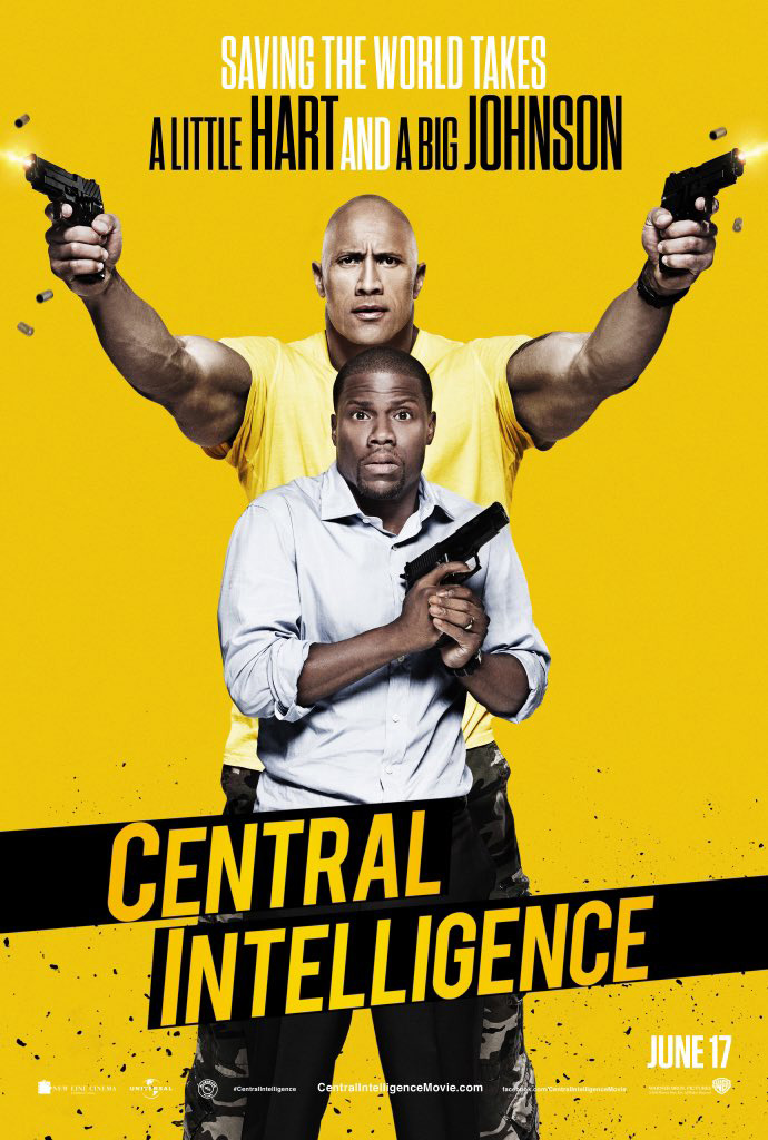 Dwayne Johnson And Kevin Hart Cause Chaos In New Central Intelligence Trailer