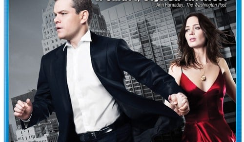 The Adjustment Bureau Hitting Blu-Ray On June 21st