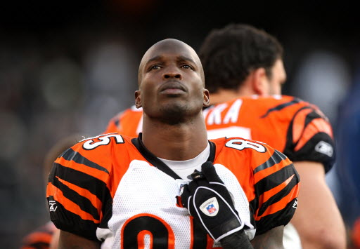 Chad Ochocinco Is Locked Out, He Can Do What He Wants