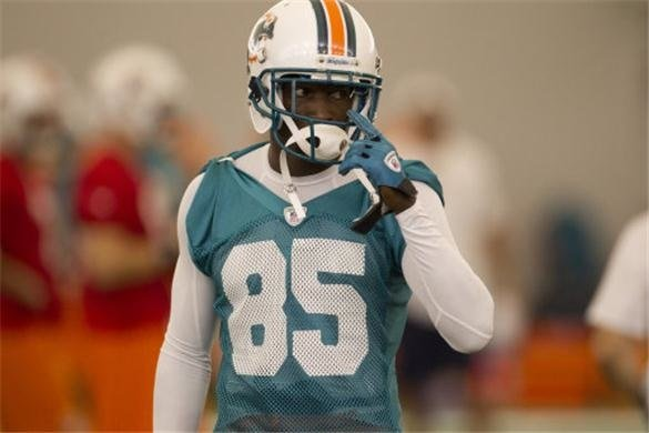Chad Johnson Released By The Dolphins Following Arrest