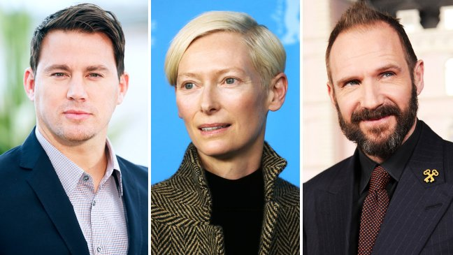 Channing Tatum, Tilda Swinton And Ralph Fiennes Join The Coen Brothers' Hail, Caesar!