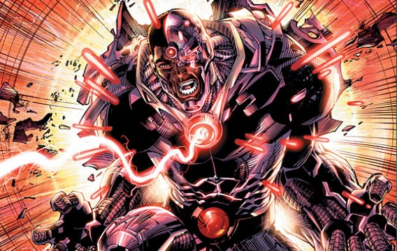 Is Cyborg Next For DC? Man Of Steel's Henry Cavill Hopes So