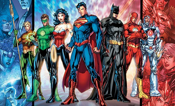 The Justice League Movie Set For A 2015 Release