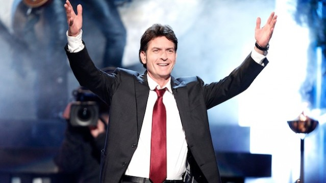 Charlie Sheen Goes Back To His Ancestry In Machete Kills
