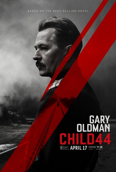 Tom Hardy, Noomi Rapace And Gary Oldman Topline New Posters For Russian Thriller Child 44