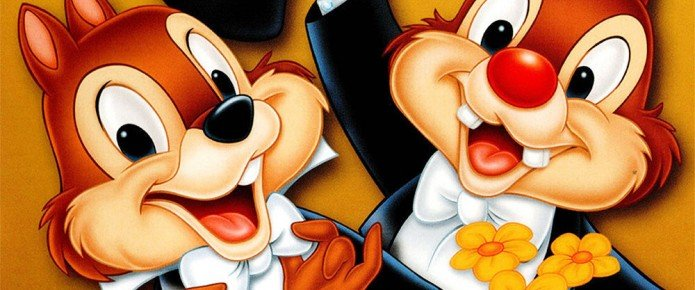 Chip 'n' Dale Are Coming To The Big Screen