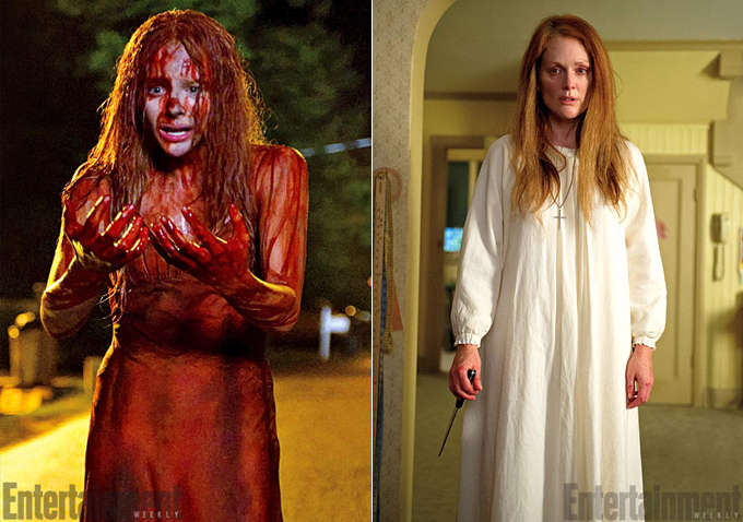 Carrie Remake Shows Off Bloody New Image