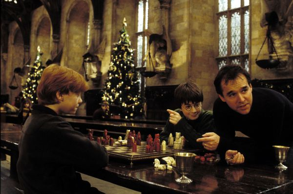 Chris Columbus Wants To Direct Another Harry Potter Film Set After Deathly Hallows