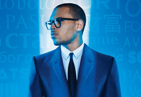 Chris Brown Gives Us Sweet Love