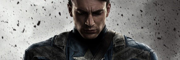 First Poster For Captain America: The First Avenger