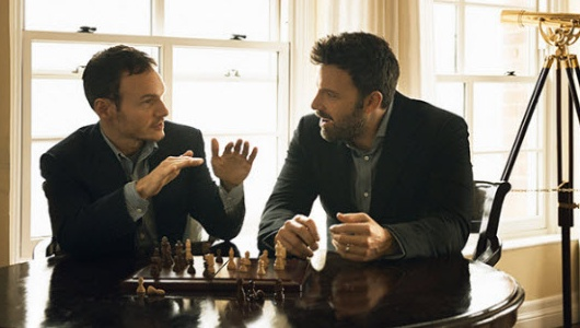 chris terrio ben affleck batman vs superman Batman vs. Superman Recruits Argo Scribe