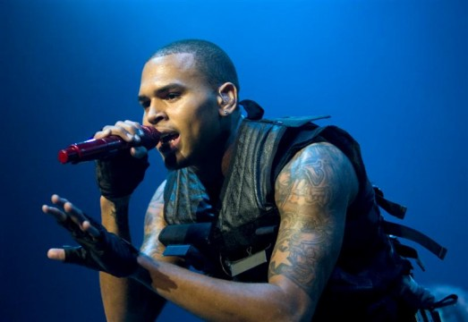 Chris Brown Releases She Ain't You (Remix)