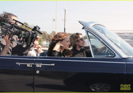 New Photos Of Christian Bale & Natalie Portman In Terrence Malick's Knight Of Cups