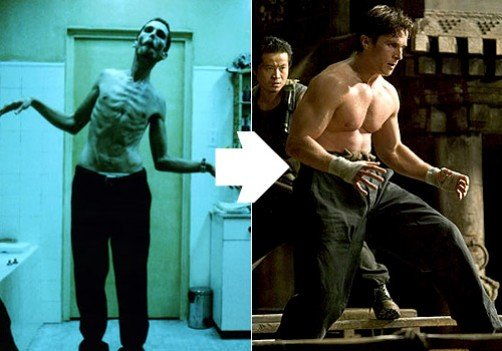 %name Beefing Up: Ten Actors Who Underwent Remarkable Physical Transformations For Their Roles