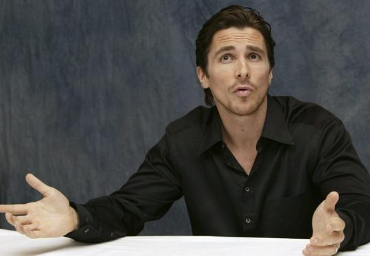 Christian Bale Will Star In Nanjing Heroes