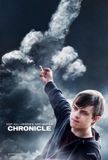 chronicle ver3 The Top 10 Movie Posters Of 2012
