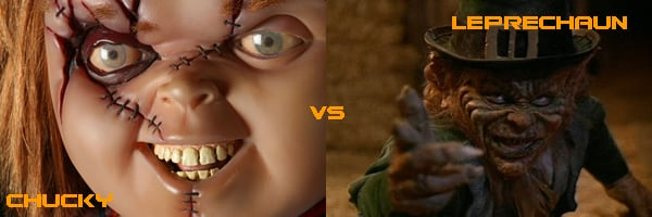 chucky.vs .leprechaun Nato And Remys Last Stand: Heavyweight Horror Throwdowns Wed Love To See