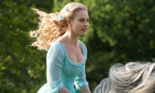 Check Out Lily James As Cinderella In Kenneth Branagh's Upcoming Disney Film