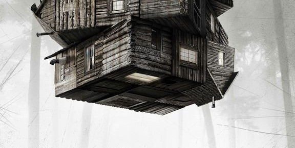New Poster For Joss Whedon's Cabin In The Woods