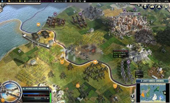 Civilization 5 Gods And Kings Expansion Launching June 19