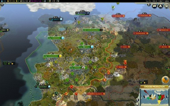 Play Civilization V Free Of Charge On Steam Until Thursday
