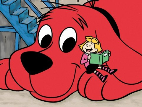 Clifford The Big Red Dog Coming To Theaters In 2016