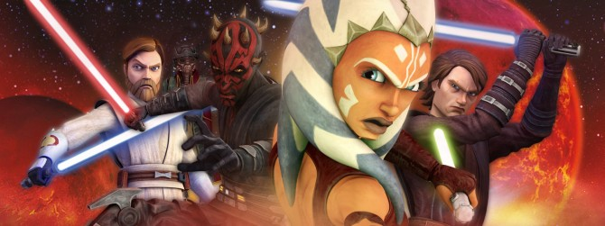 Star Wars: The Clone Wars Entire Series Available On Netflix On March 7