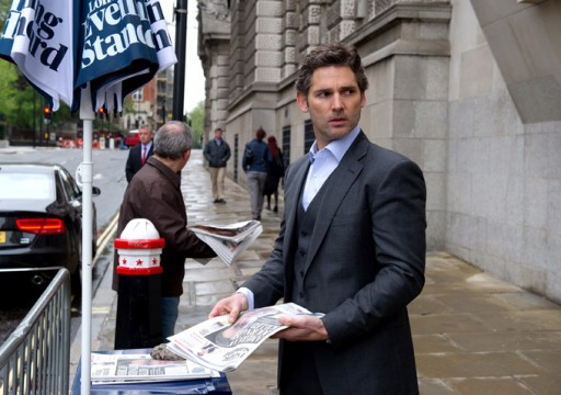 Watch Eric Bana And Rebecca Hall In Trailer For Closed Circuit