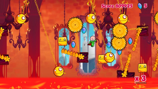 Cloudberry Kingdom Review