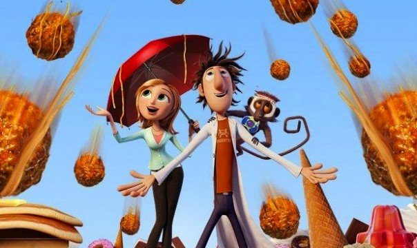 cloudy with a chance ofof meatballs