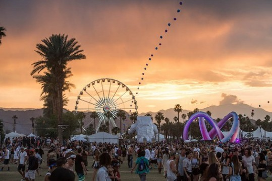 A Fall Version Of Coachella Appears To Be On The Way
