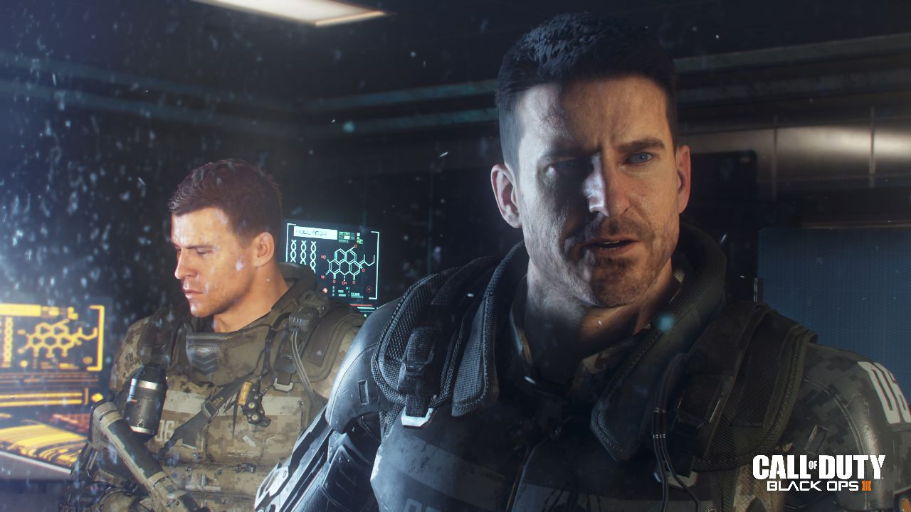 Treyarch's Future War Erupts In Latest Screenshots For Call Of Duty: Black Ops III