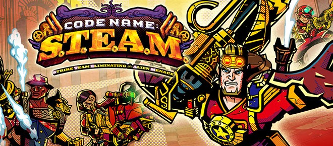 Code Name: S.T.E.A.M. Review