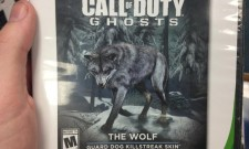 Wolf DLC Is Allegedly Coming To Call Of Duty: Ghosts This Week