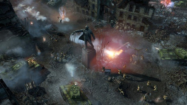 Company Of Heroes 2 (Steam Activated) Release Day Deal Is 20% Off