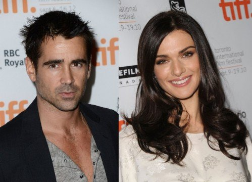 Colin Farrell And Rachel Weisz Net The Lobster With Dogtooth Director Yorgos Lanthimos