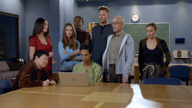 Dan Harmon Refuses To Rule Out Community Movie