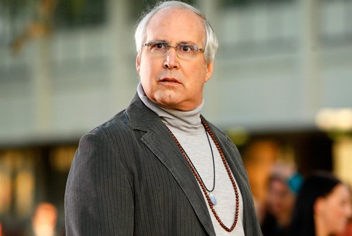 Chevy Chase Signs Off Community