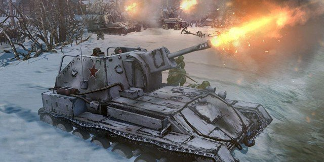 company of heroes 2 1 640x321 Company Of Heroes 2 Reports For Duty This June