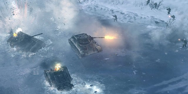 company of heroes 2 3 640x321 Company Of Heroes 2 Reports For Duty This June