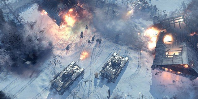 company of heroes 2 640x321 Company Of Heroes 2 Reports For Duty This June