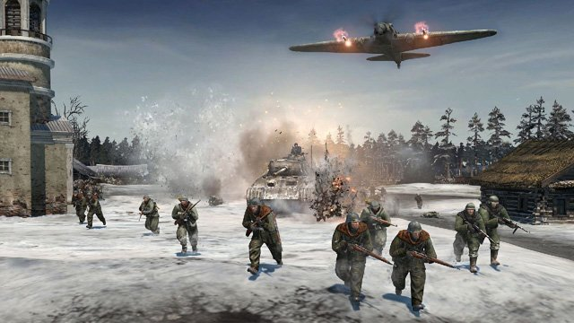 company of heroes 2 8 Company Of Heroes 2 Reports For Duty This June