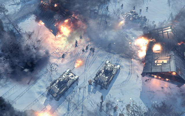 Company Of Heroes 2 Sets Its Sights On Delivering Realistic Warfare