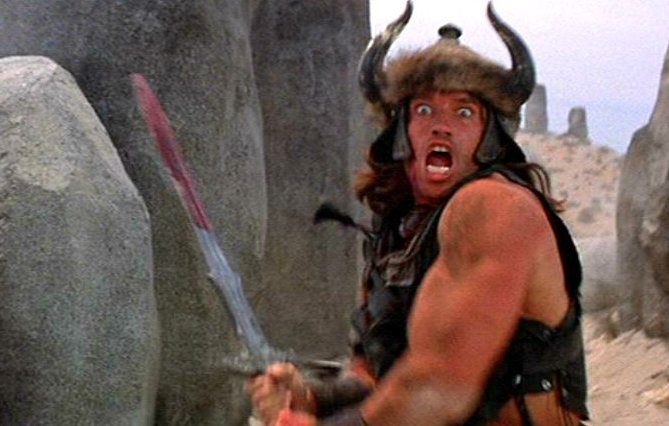 Universal Pumps The Brakes On The Legend Of Conan