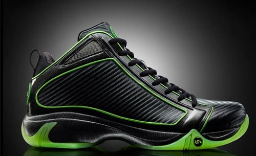 Meet The Shoe Banned By The NBA