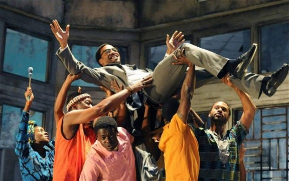 Oscar Contender Chiwetel Ejiofor to Spend A Season In The Congo