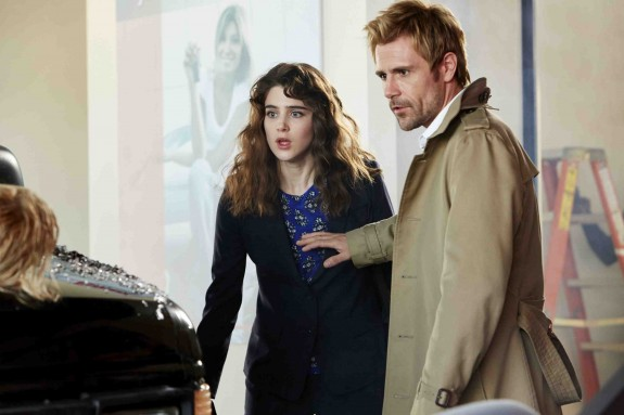 Constantine To Get New Female Lead After The Pilot Episode